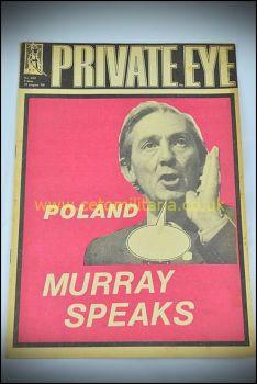 Private Eye - Poland Len Murray 1980