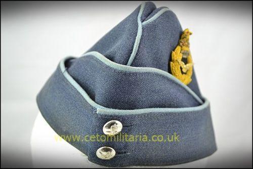 RAF Side Cap - Air Officer (57/59cm)