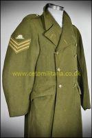 Greatcoat, RA Sgt KC 1955 (37/40