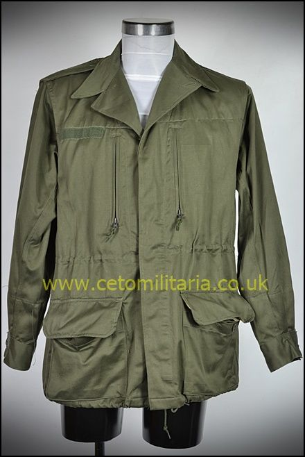 Combat/Field Jacket, French ()