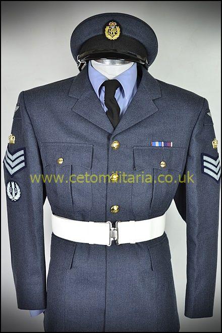 RAF No1, F/Sgt BD (