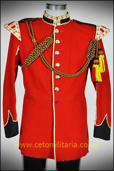 Kings Regt Band Jkt (