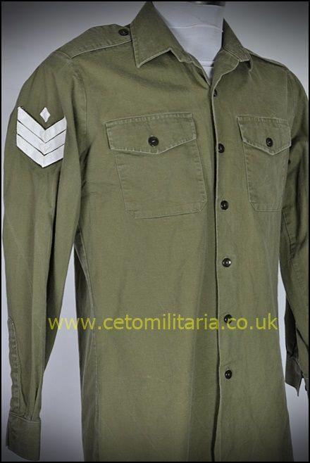 GS Shirt, S/Sgt (15.5