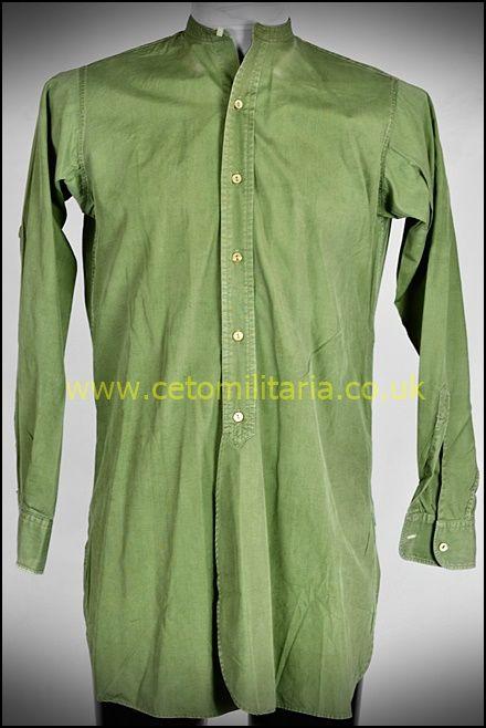 Shirt, Officer's 1950s (