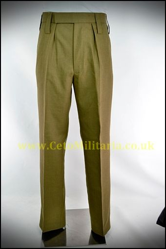 Barrack Trousers, FAD (New & Used)