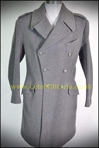 "Greatcoat/Crombie, RAF Officer (38/40"")"
