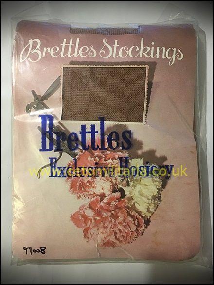 Brettles Pure Wool Stockings (10.5)