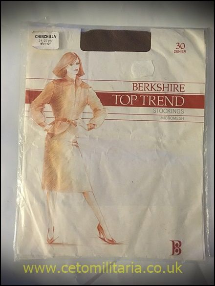 Berkshire Top Trend Stockings (9.5/10)