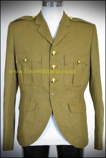 No2/FAD Jacket, Scottish, RRS (New & Used)