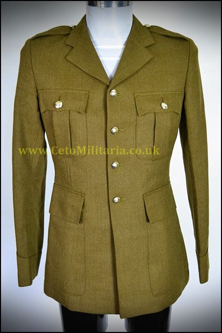 FAD/No2 Jacket, With Buttons (Various)