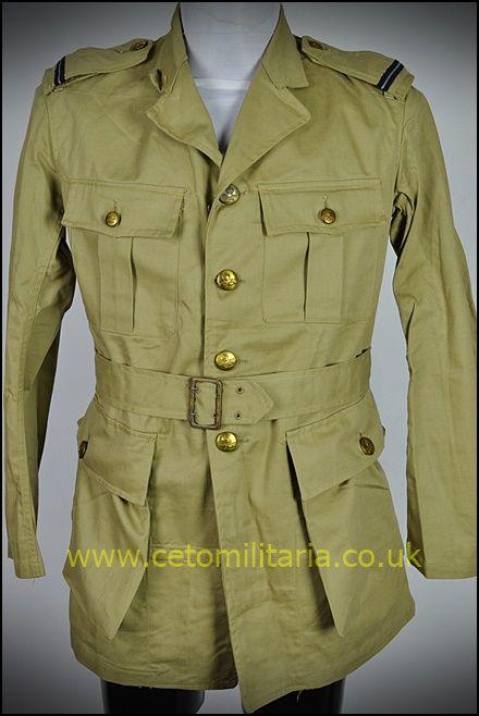 KD Jacket, 1944 Fg Off (