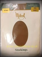 Mistral 60D SunMagic RHT Nylon Stockings (8.5/9)