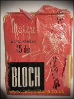 Bloch Maergie 15D Nylon Stockings (?)