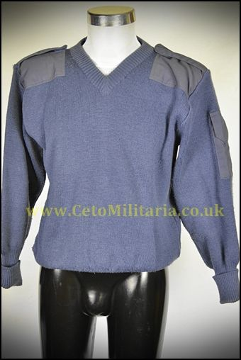 RAF Jumper, Utility, V-Neck