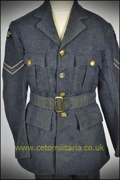 RAF No1 Corp Serge 1948 (34/35C, 31W)
