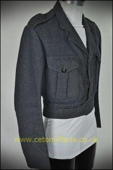 """RAF Blouse, Home Dress Pt.Off 1954 (38"""")"""