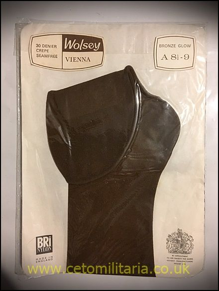 Wolsey Vienna 30D Crepe Stockings (8.5/9)