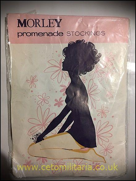 Morley Promenade 20D Stockings (Small)