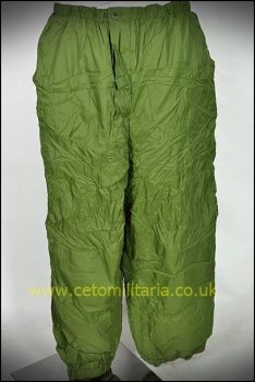 """""""Softie"""" Thermal Trousers OG/Sand (Various)"""