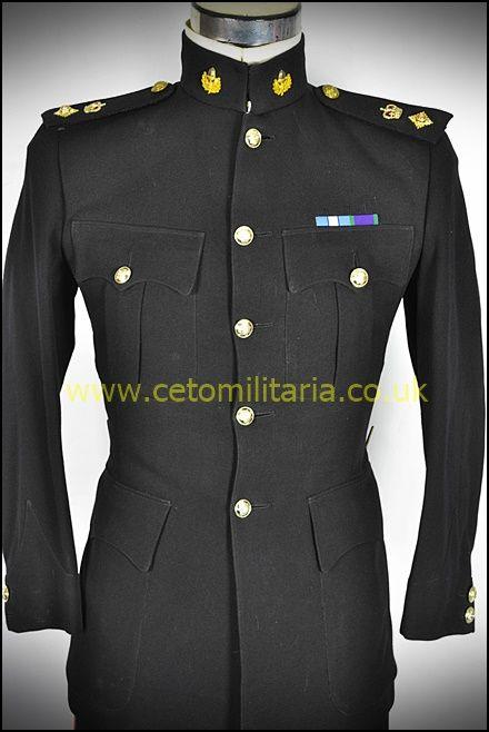 Cheshire Regt Lt.Col No1 (