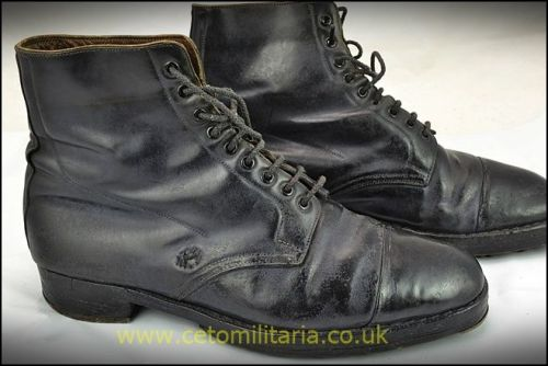 Boots - RM Officer, 1940/50s (?)