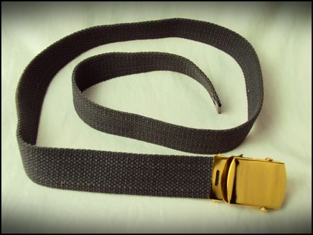 RAF Blue/Grey Working Belt