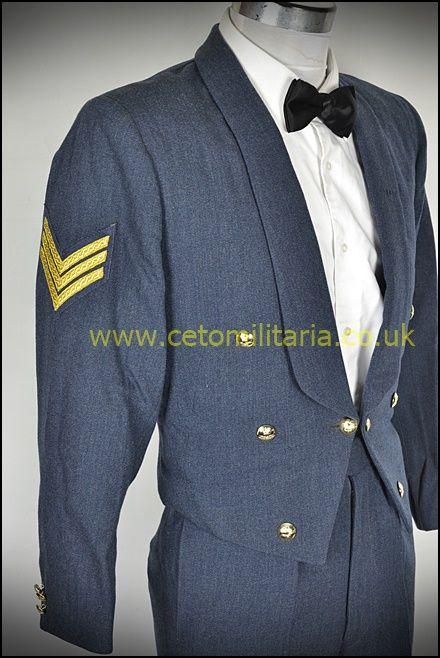 RAF No5 Mess Sgt (