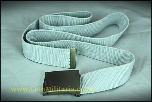 Belt, White, RN