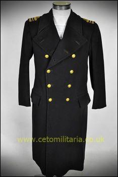 """RN Greatcoat, LtCdr 1942 (38/40"""")"""