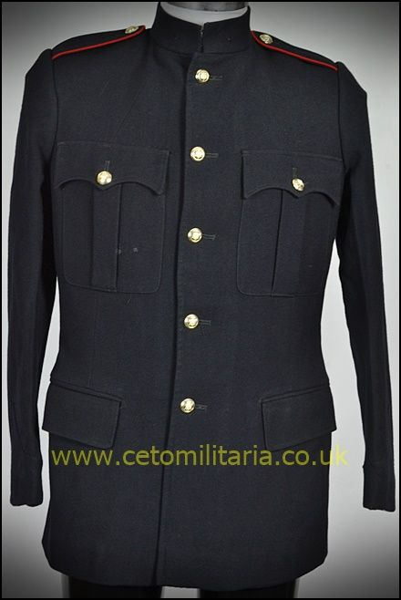 Royal Gibralter Regt No1 Jacket (