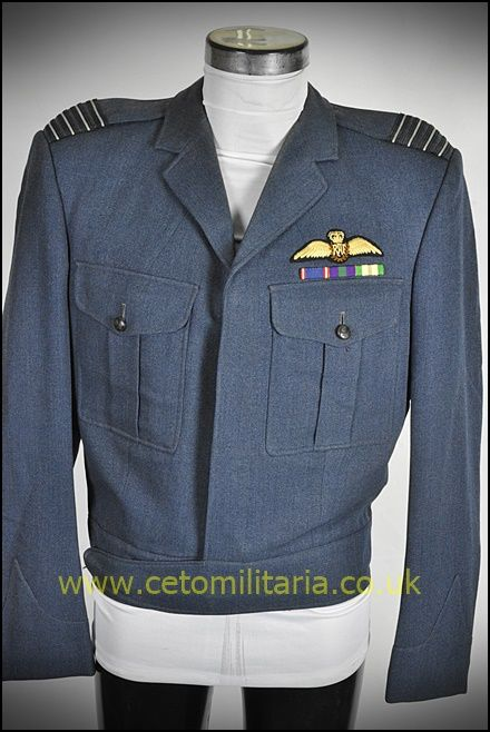 RAF Blouse No1, Gp.Captain (