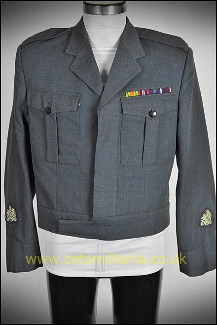 RAF Blouse No1, WO (