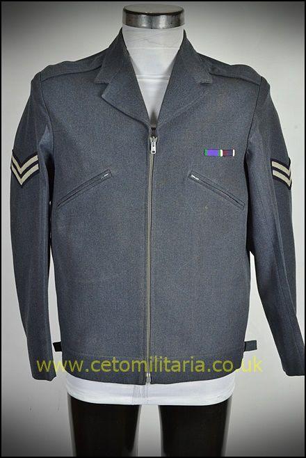 RAF Blouse '72 Pattern, Corp (