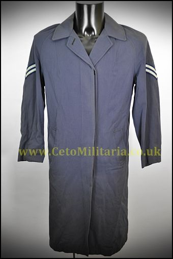 Raincoat, RAF, Womans 1972 Pattern, Corporal (36