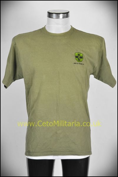 T-Shirt, 306 Field Hosp (38/39