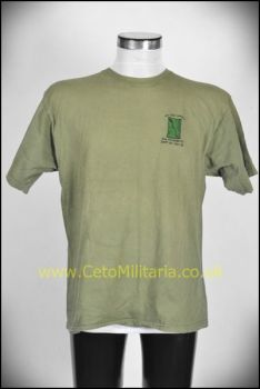"T-Shirt, 306 Fld Hosp Ex Log Viper (40/42"")"