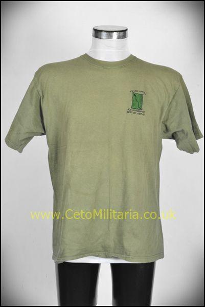 T-Shirt, 306 Fld Hosp Ex Log Viper (40/42