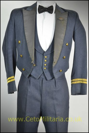 RAF No5 Mess Flt.Lt.Pilot (