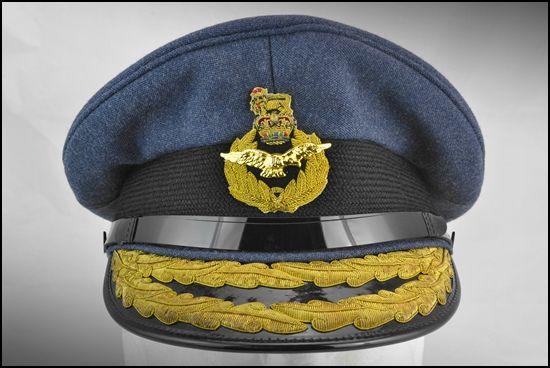 RAF Cap, Air Officer (60)