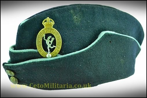 Side Cap - Royal Signals KC (Sml)