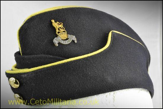 RAPC Officer Side Cap (57/59cm)