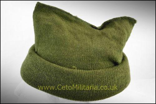 Cap Comforter, Olive Green