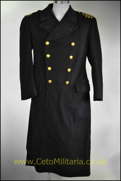 RN Greatcoat, LtCdr 1946 (