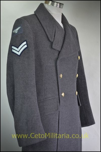 Greatcoat, RAF Corporal (