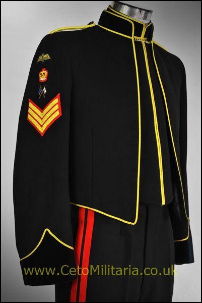 Royal Logistic Corps/QOGLR S/Sgt (