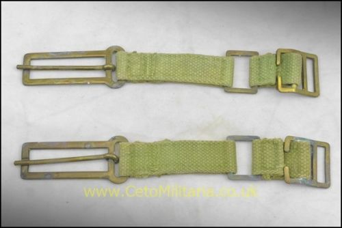 '37 Pattern, Braces Attachments (1940s)