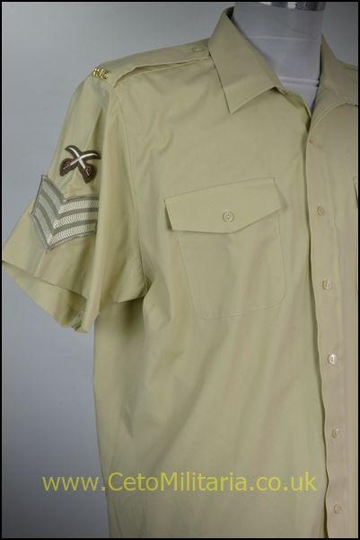 No2 Shirt, FAD, RLC PTI Sgt (16.5