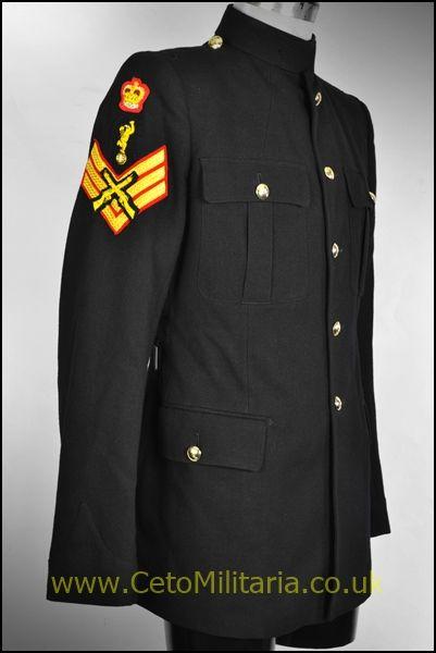 Royal Signals No1 Jacket S/Sgt (