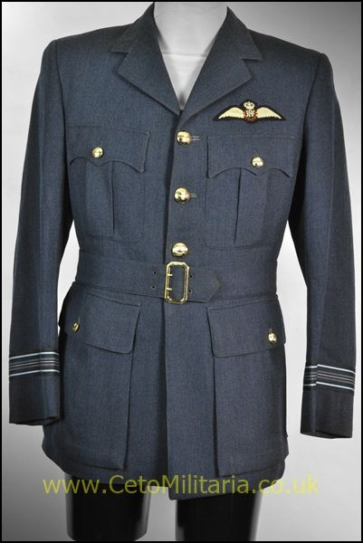 RAF No1 Jacket, Sq Ldr Pilot (