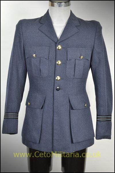 RAF No1 Jacket, Flt Lt (3)